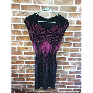 BeBop Women's Knee-Length Dress Casual Sheath Sz S